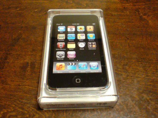 新型iPod Touch 64GB版